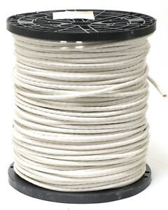 General Cable 6anp4p24 wh r gcc pv Cat 6a Riser Cable White 1000ft