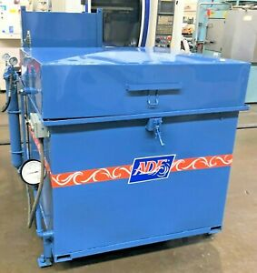 Adf 800 Rotary Parts Washer 42 Basket