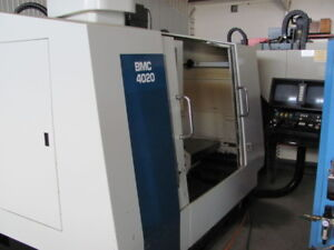 Hurco Bmc 4020 Cnc Vertical Machining Center