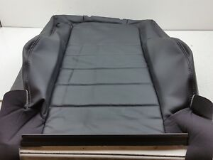 2010 Dodge Charger R T Srt8 Sxt Se Right Passenger Upper Oem Seat Cover 096