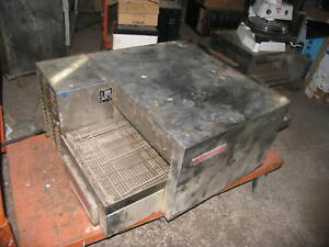 Blodgett Mt1828e aa Electric Conveyor Pizza Oven 28 1 Phase Single Deck 220 V