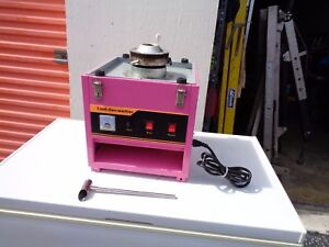 Candy Floss Making Machine Cotton Sugar Maker Ep18963 Missing Parts