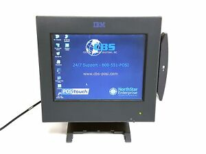 Ibm Surepos 500 12 1 Touchscreen Pos Terminal Point Of Sale System 4840 53c