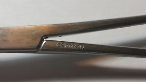 Miltex Stainless 7 1 4 Surgical Forceps Veterinary Medical Surgeon Lab Prop Vet