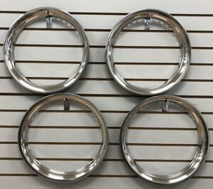 Split Set Trim Rings 14 15 New Stainless Steel Beauty Rings Trim Ring Mixed