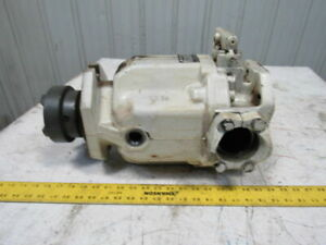 Rexroth Aa10vs0100cr 31r pkc62k08 Variable Displacement Piston Hydraulic Pump