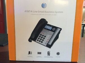 At t 1070 4 line Small Business System Compatible With 1040 1070 1080