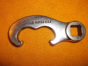 Snap On Tools Wa13a Tie Rod Adjusting Wrench Socket