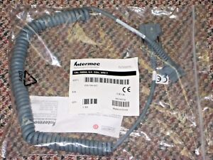 24 X Intermec Honeywell 236 184 001 Coiled Cable 6 5 For Cv30 Cv60 Sr61t