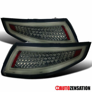 Smoke Led Tail Lights For Porsche 911 997 Carrera Targa Gt3 Gt2 Turbo 2005 2008