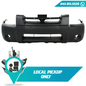Local Pickup 2001 2004 Fits Nissan Frontier Front Bumper Cover Primed Ni1000185