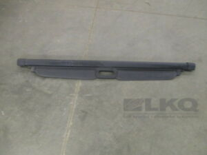 2009 Jeep Grand Cherokee Black Cargo Trunk Shade Cover Oem Lkq