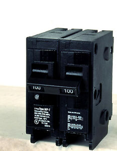 Murray Mp2100 100 amp 2 Pole 240 volt Circuit Breaker