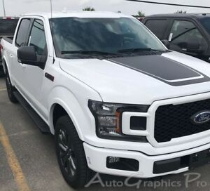 2015 2020 Ford F 150 Hood Stripes Special Ed Lead Foot 3m Decals Vinyl Graphics