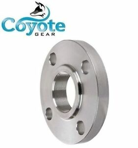 1 1 4 Npt Thread Raised Face Flange 304 Stainless Steel Class 150 Coyote Gear