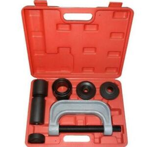 Ball Joint U Joint C Frame Press Service Kit 4wd Truck Brake Anchor Pin 4 In 1