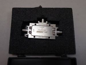 Avantek Act20 211 1r Rf Cascadable Amplifier 10 2000mhz Wide Band Low Power New