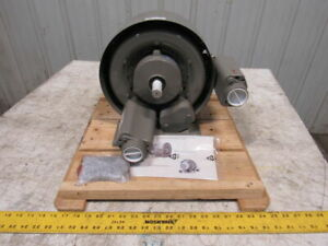 All Star Hb 3301 3450rpm 106scfm Two Stage Motorless High Pressure Blower