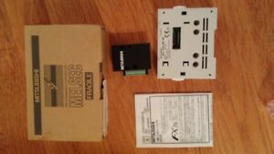 Mitsubishi Melsec Fx3s cnv adp Interface Adapter Brand New In Box just Reduced