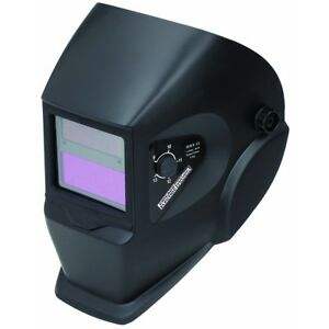 Chicago Electric Adjustable Shade Auto darkening Welding Helmet 46092 Lens Hood