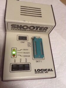 Logical Devices Inc Shooter Ee eprom Programmer