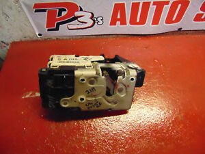09 08 07 06 Mercury Milan Ford Fusion Right Rear Door Latch Power Lock Actuator
