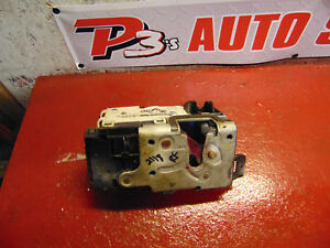 09 08 07 06 Mercury Milan Ford Fusion Right Front Door Latch Power Lock Actuator