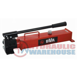 Bva P2301 2 Speed Hand Pump 134 In Usable Oil