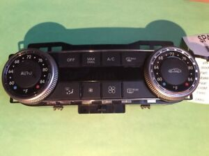 Temperature Control Heat Climate Id 2049002303 09 Mercedes Benz C300