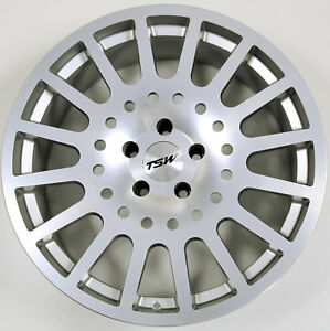 Tsw Holeshot 20 X 8 5 Silver Rims Wheels Lincoln Continental 97 03 5x108 40