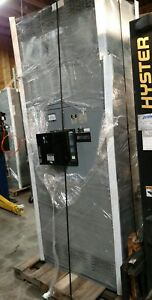 Square D Qed 2 Circuit Breaker Disconnect Enclosure 2500amp Dc Pcf362500dca680