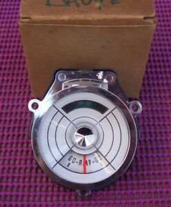 Nos Mopar 1961 Plymouth Deluxe Belvedere Ammeter Gauge With Turn Signal 60amp