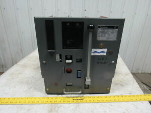 Westinghouse Type Ds 416 Circuit Breaker 800a 635v Max 1600a Amp Frame