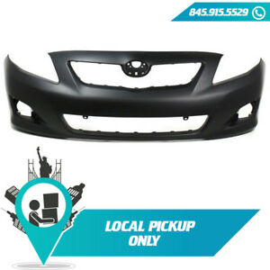 Local Pickup 2009 2010 Fits Toyota Corolla S Xrs Front Bumper Cover To1000342oe