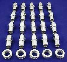 20 Lugs Washers 7 16 Closed End Mag 75 Shank Centerline Auto Drag Wheels