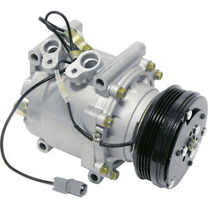 New Ac A C Compressor Fits Honda Civic 1996 1997 1998 1999 2000