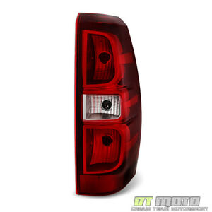 2007 2013 Chevy Avalanche Tail Light Brake Lamp 07 13 Replacement Passenger Side
