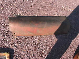 International Ih Farmall Tractor 460 560 Hood Panel