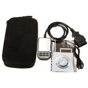 C110 Obd2 Eobd Scanner Airbag Abs Srs Diagnostic Fault Code Scan Reader Fit Bmw