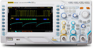 New Rigol Ds2102a s 100 Mhz Digital Oscilloscope Us Authorized Dealer