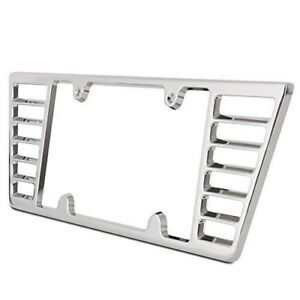 C6 C7 Corvette Billet License Plate Frame