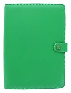 Webster s Pages A5 Green Personal Planner Binder A5001 sg