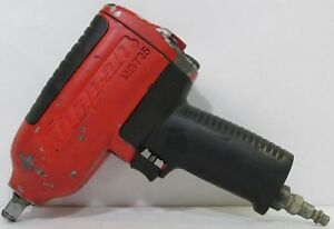 Snap on 1 2 Heavy Duty Air Impact Wrench Mg725