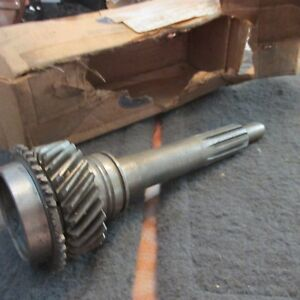 Nos 1979 1983 Ford Mustang Fairmont 4 Speed Manual Transmission Input Shaft