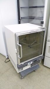 Thermo Electron Revco Rel404a19 4 Cu ft Under Counter Glass Door Refrigerator