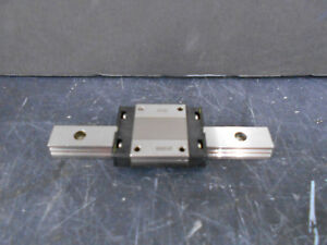 Thk Srs15m 7h183 One Ball Bearing Block Linear Slide 110mm Rail