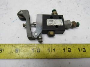 Parker 404211000 Manual Air Control Valve Roller Limit