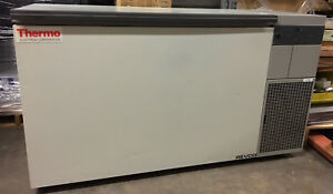 Revco Thermo Electron 56 Ult1450 3 a32 11450r3a1a00000a Chest Freezer