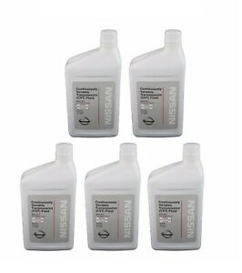Genuine 5 Quart Continuously Variable Transmission Ns 2 Cvt Fluids For Nissan