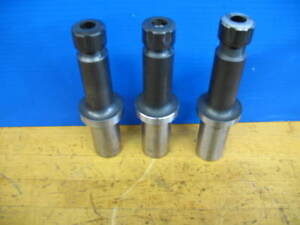 3 Command Er 16 Collet Milling Extensions X 1 1 4 Shank Cnc Milling